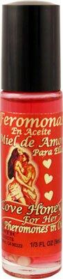 Pheromone oil Perfume Honey of Love/Miel de Amor