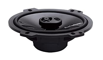 Rockford Fosgate Punch P1683 6 X 8-inches Full Range 3-way Speakers 1