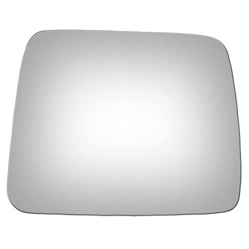 1986-1994 NISSAN D21, 1998-2004 FRONTIER, 1987-1995 PATHFINDER, 1995-1997 PICKUP, 2000-2004 XTERRA Convex Passenger Side Replacement Mirror Glass hot sale