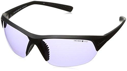 Nike Skylon Ace PH Sunglasses, Matte Black, Max Transitions Golf Tint - Transition Nike Sunglasses