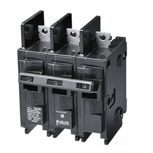 Siemens BQ3B090 90-Amp Three Pole 240-Volt 10KAIC Lug In/Lug Out Breaker