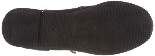 Women's 21 Tozzi Slip Black Comb 2 Black Marco Trainers 098 2 on 098 24702 qX5TdT