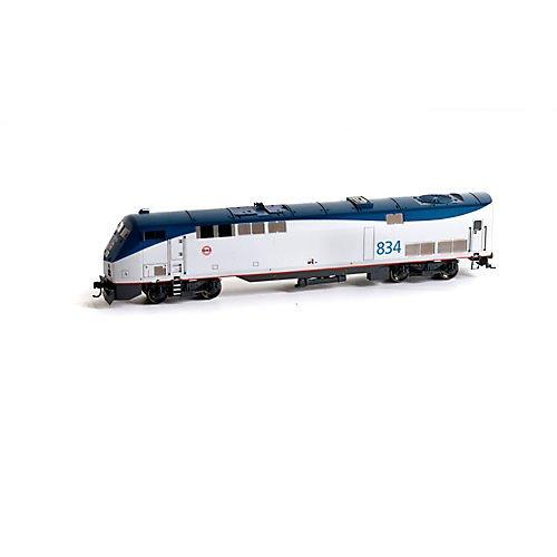 Athearn ATH88839 HO RTR AMD103/P40, Ex-Amtrak Phase V CDOT #834