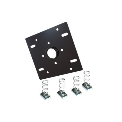 Dual Unistrut Ceiling Adapter with Hardware Compatible with All Standard 1.5