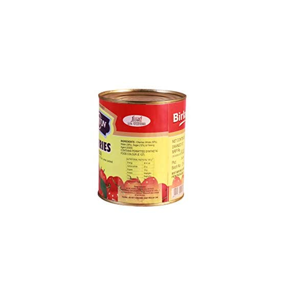 Morton Cherries, 850 g