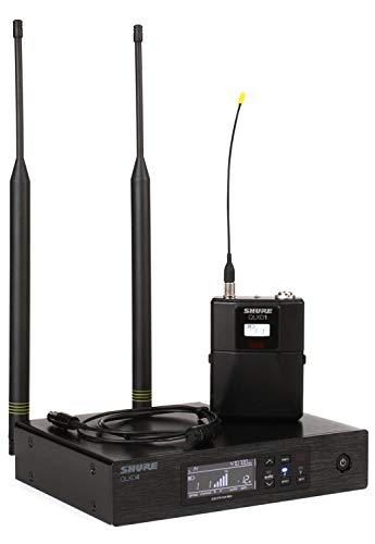 Shure QLXD14/85 Wireless Lavalier Microphone System - J50A