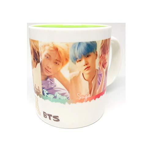 BTS LOVE YOURSELF 承 [Her] DNA Mug Cup Ceramic [DNA ver]