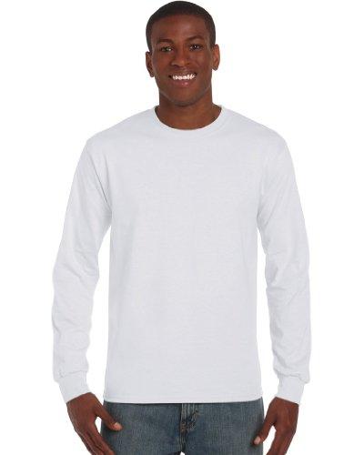 Gildan T Homme Homme shirt Gildan shirt T T Weiß Weiß shirt Gildan rt6r7