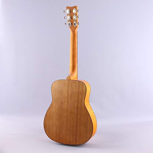 Yamaha JR1 FG Junior 3/4 Size Acoustic Guitar with Gig Bag and Legacy Accessory Bundle by YAMAHA (Image #2)