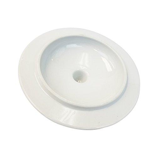 Ceramic Water Crock Lid - White