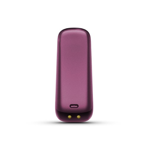 Fitbit One Wireless Activity Plus Sleep Tracker, Burgundy by Fitbit (Image #2)