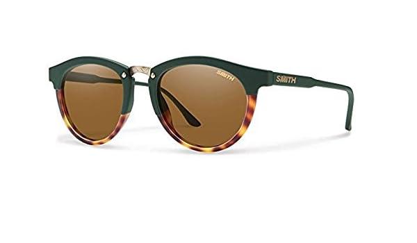 0b01d8ebc5 Smith Questa Sunglasses Olive Tortoise   Carbonic Polarized Brown   HDO  Cleaning Carekit Bundle  Amazon.ca  Clothing   Accessories