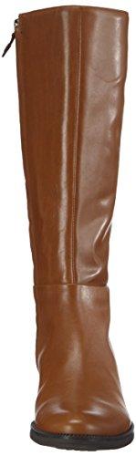 Geox Donna Mendi Stivali P, Women's Ankle Riding Boots - Brown (Brownc0013), 2.5 UK (35 EU) Brown (Brownc0013)