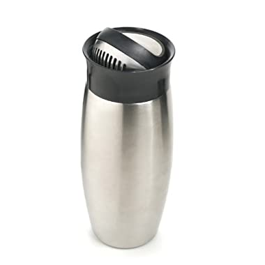 Rabbit Flip-Top Cocktail Shaker (24 ounce, Stainless Steel)