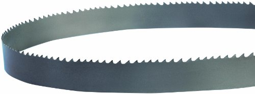 10' Stone Saw - Lenox QXP Vari-Raker Band Saw Blade, Bimetal, Regular Tooth, Raker Set, Positive Rake, 120