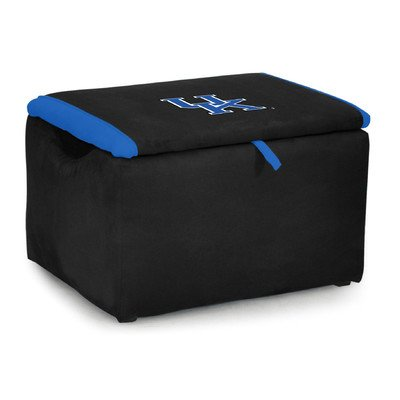 Kidz World Upholstered Storage Bench Toy Box University of Kentucky by Kidz World