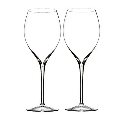 Elegance Shiraz Wine Glass (Set of 2) (Two Hands Shiraz)