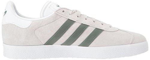 Trace Gazelle Adidas Grey White Donna per Pearl Green Sneaker dZw6C6x4q