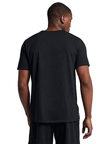 Homme black Black Dry Tee T Nike Shirt wUpqSIwxY