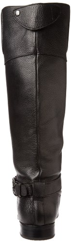 Vita Dolce Us Women's Leather black 7 M Boot Channy zdTw7Fqd
