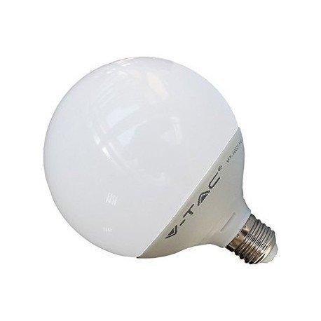 Bombilla Led E27 13W G120 Globo Blanco Cálido REGULABLE 1055Lm: Amazon.es: Iluminación