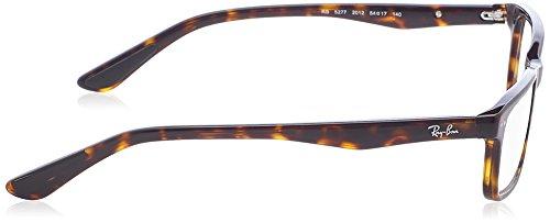 Ray-Ban homme 5277 Lunettes de soleil, Noir (Negro), 54