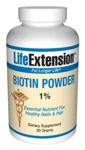 Amazon.com: Biotin Powder 1% 30 Grams: Health & Personal Care