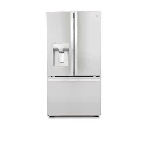 Kenmore Smart 74113 31.7 cu ft French Door Refrigerator in Stainless Steel- Works with Alexa, includes delivery and hookup ()