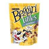 Purina Beggin' Littles Bacon Flavor Dog Snack, My Pet Supplies