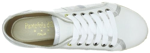 Pantofola d´Oro ELDA LOW WOMEN1 6040466 Damen Sneaker Weiss (BRIGHT WHITE NEW)