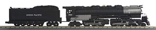 MTH O Scale Union Pacific #3985 Black 4-6-6-4 Steam Engine Tender Car #30-1818-1