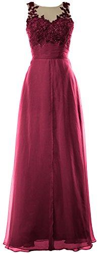 MACloth - Robe - Femme -  Rouge - 36