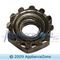 Price comparison product image Whirlpool Part Number M0282009: NUT
