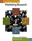 Essentials of Marketing Research (Book Only) 4th Edition by Zikmund, William G.; Babin, Barry J. published by South-Western College Pub Paperback