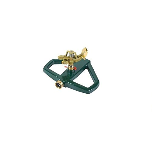 Xclou Impuls 346128 Full-circle and Section Sprinkler with Sled Base...