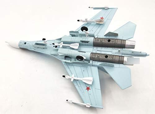 1/100 完成品 ソ連 USSR 1993 Su-27SK ダイキャスト 戦闘機