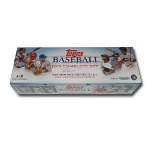 Topps MLB 2013 Factory Trading Card Set