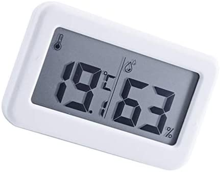 Garneck Thermometer Stilvolle Schicke Kreative Temperaturanzeige Digitalanzeige Elektronische Digitale Thermometer