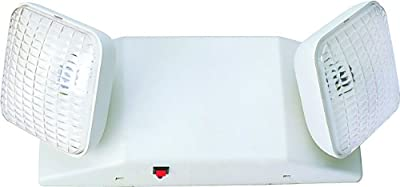 Remote Capable Thermoplastic, High Output, 22w, 6v, White Housing