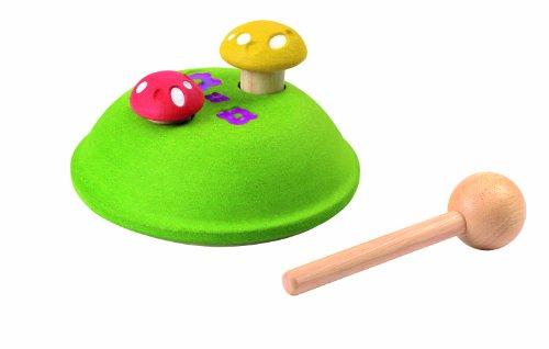 Plan Toys Pounding Mushrooms -
