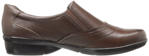 Naturalizer Coffee Shoe on Women's Slip Clarissa Bean Owgv0rWxOq