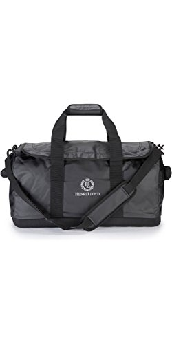 Henri Lloyd Force Heavy Duty Holdall Black - 45 Litre - Multi-use Holdall with a Durable and Practical Design