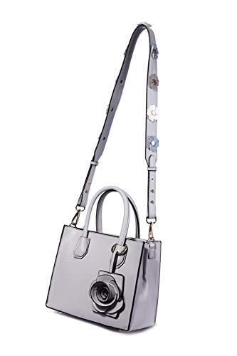 à Simple Sac luxe Sacs personnalisés bandoulière la orange de simple mode avec Lightgray de pour femme mode Yole FxBqxpw
