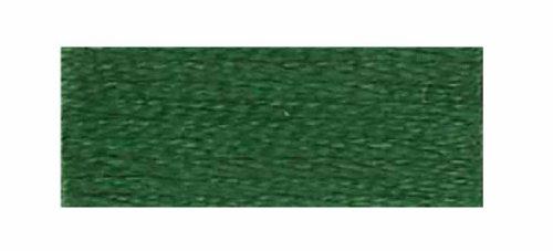 DMC 6-Strand Embroidery Cotton Floss, Very Dark Hunter Green