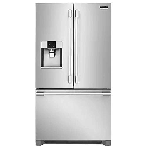"""Frigidaire Professional FPBS2778UF 36"""" Freestanding French Door Refrigerator with 26.7 Cubic ft. Total Capacity, in Stainless Steel"""