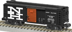 Lionel American Flyer New Haven Diesel Boxcar Train