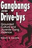 Gangbangs and Drive-bys : Grounded Culture and Juvenile Gang Violence, Sanders, William B. and Sanders, William, 0202305368