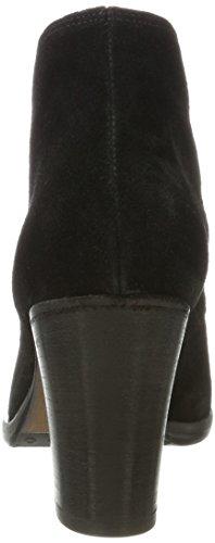 Fred De La Bretoniere Avvio Signore Della Caviglia Con Gli Stivali Tacco Allacciatura Nero (nero)