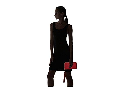 MICHAEL Michael Kors KORS STUDIO Large Flat Phone Case Wristlet Burnt Red by MICHAEL Michael Kors (Image #3)
