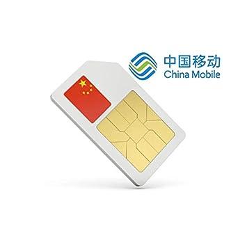 MySim Tarjeta SIM prepaga de China con 4Gb 10 días de ...